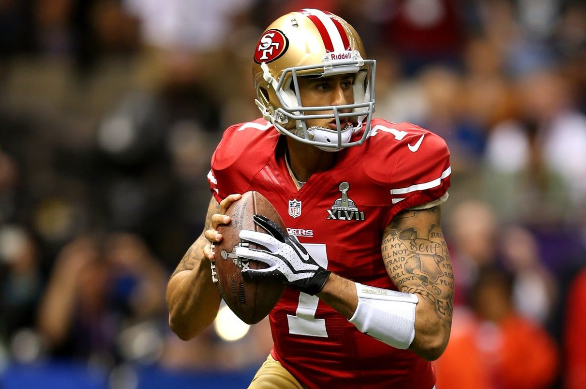 Kaepernick, NFL Clouds, and Predictions
